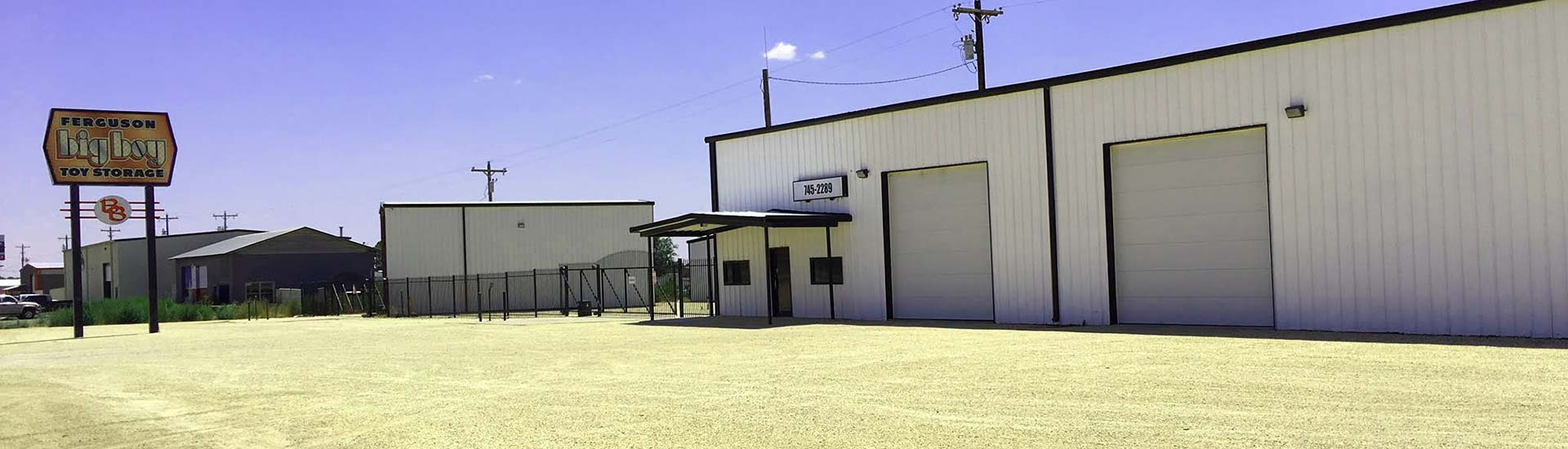 A Plus Self Storage Lubbock Tx