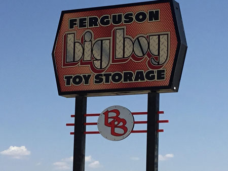ferguson big boy toy storage